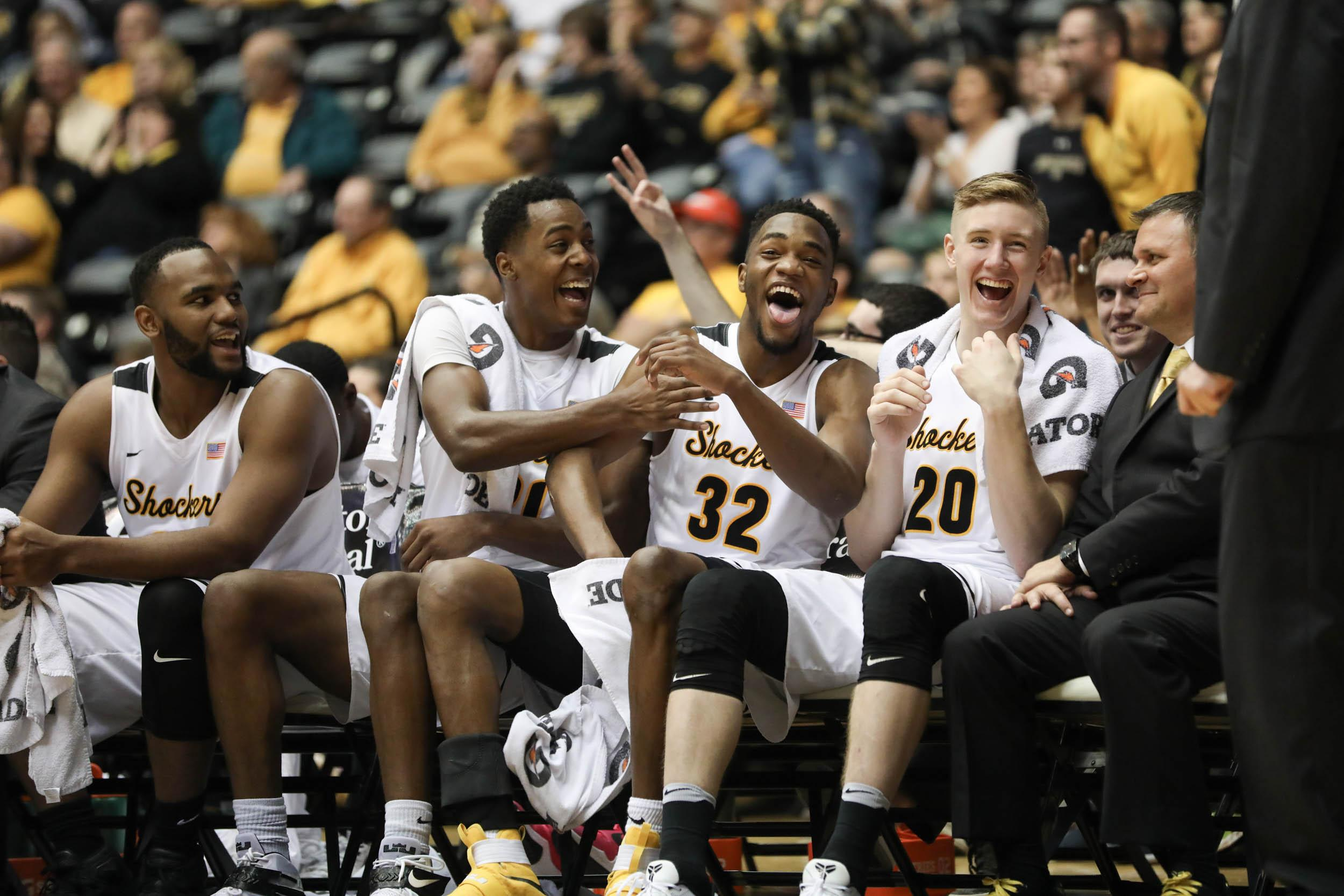 Wichita State Holds Off Dayton To Advance