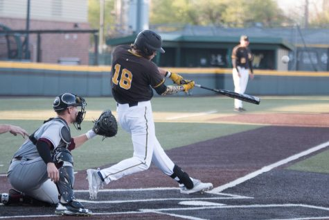 Bullpen falters as Wichita State falls to Southern Illinois