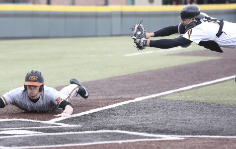Shockers drop weekday game to Oklahoma State