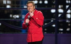 Fresh off a camel, Brian Regan heads to Wichita, preps for Netflix specials
