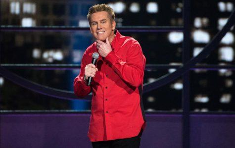 Fresh off a camel, Brian Regan heads to Wichita, preps for Netflix specials