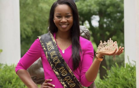 Letter to the Editor — Oshakuade goes after National Miss Black and Gold title