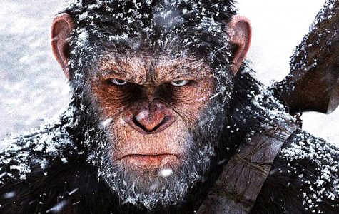 "Garner: Reeves shakes his cage in ""War for the Planet of the Apes"""