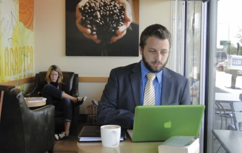SGA legislative director leads busy life, looks toward promising career