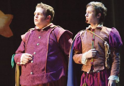 'Rosencrantz and Guildenstern Are Dead' brings comedic twist to popular Shakespearean play