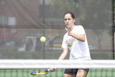 Women's tennis ready to defend another MVC title