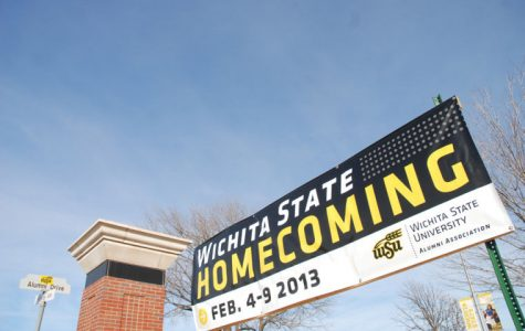 WSU Homecoming plans to book Shocker spirit