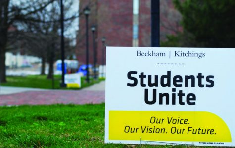SGA candidates prepare for elections