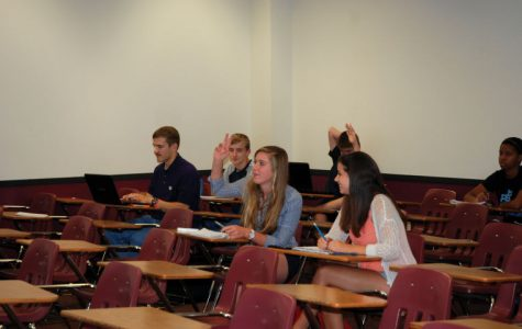 WSU debate team offers camp for high school students