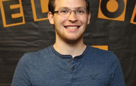 Wichita State student pursues his dream job