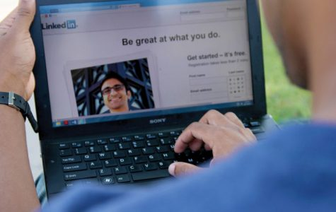How to get 'LinkedIn'