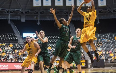 Shockers keep Eagles grounded in exhibition game