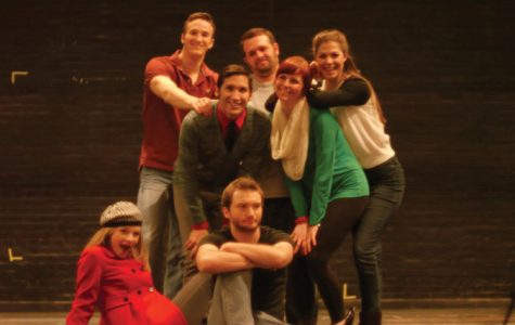 Theater students light up the web in 'Opposite of People' series