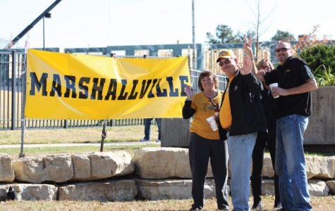 Marshallville hopes to create 'symbol' on campus
