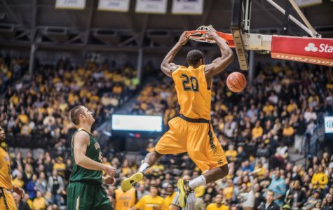 Shockers trample Bison in first exhibition game of the season