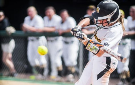 'Rollercoaster' weekend for Shocker softball