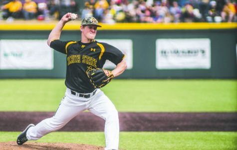 Shocker baseball falls to Kansas
