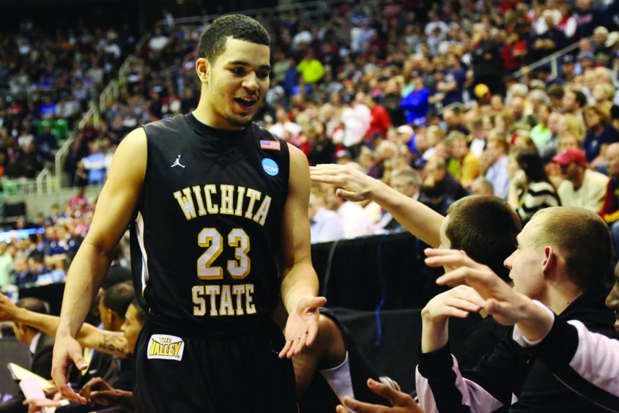 Fred VanVleet will represent Wichita State this year after being selected for the preseason AP All-American first team. VanVleet received 37 votes — the fourth most overall.