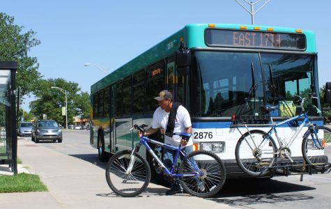 Wichita public transit adds bus stops to campus