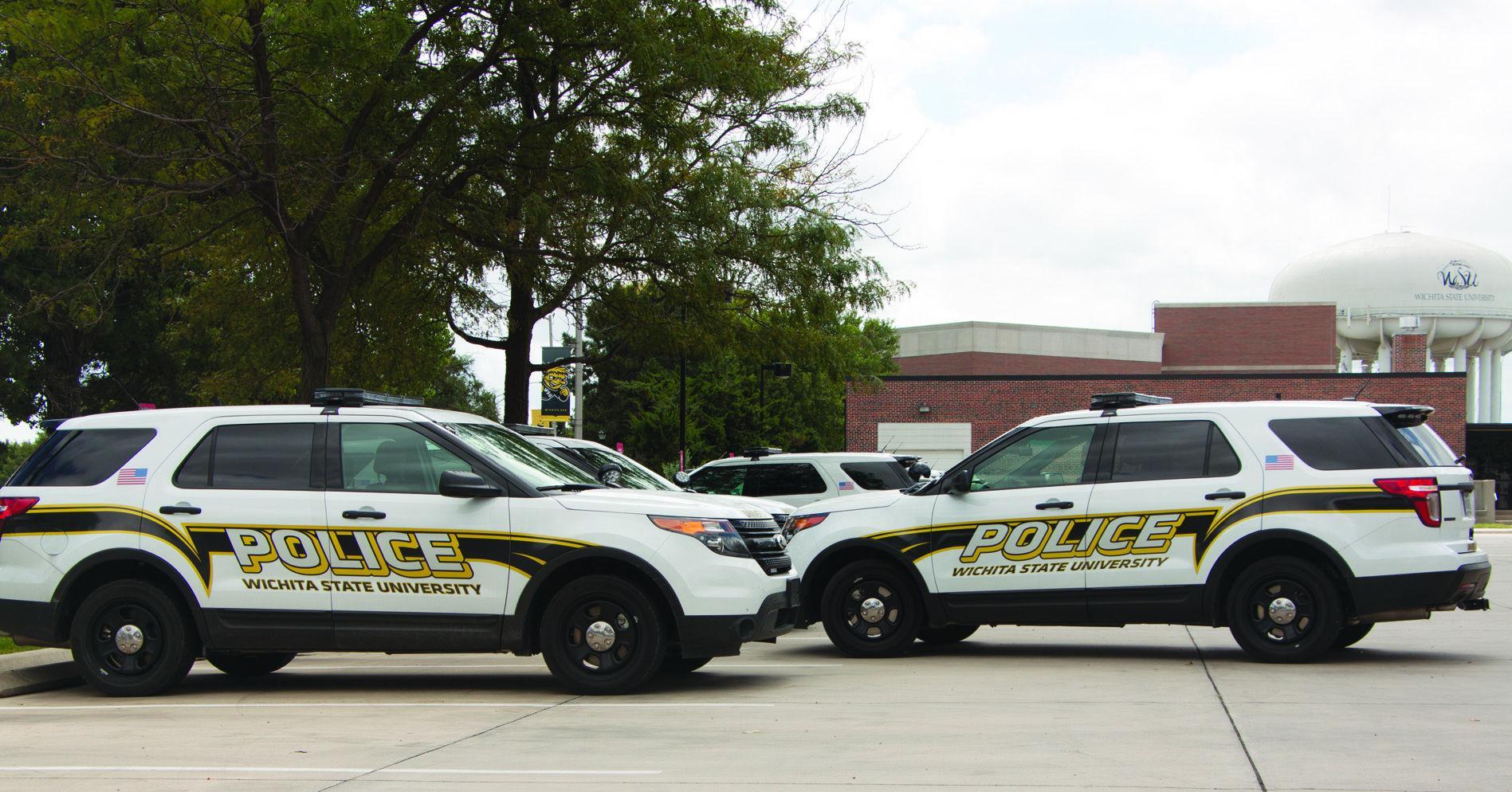 File photo, university police