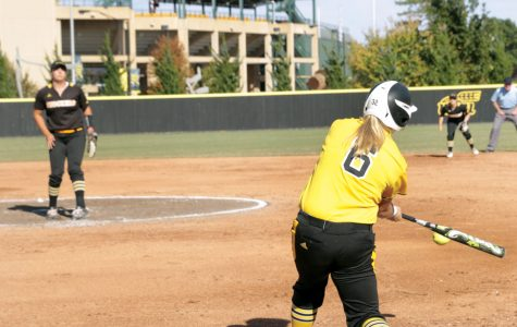Gold wins softball fall World Series