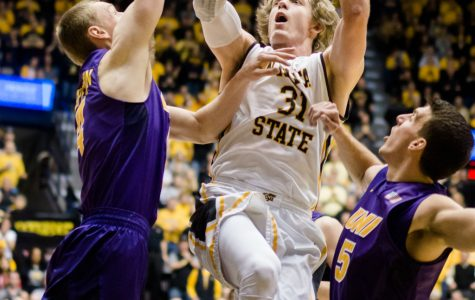 Panthers break nation's best home winning streak at Koch Arena
