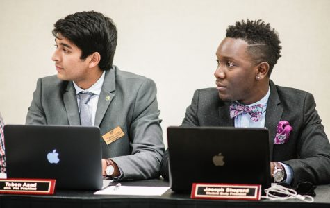 'They are not ready': SGA passes resolution in opposition to concealed carry on-campus