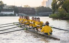 Rowing strides into season with experience