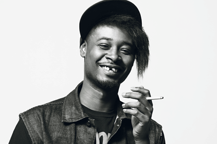 "Detroit rapper Danny Brown released his third studio album, ""Atrocity Exhibition,"" September 27th."