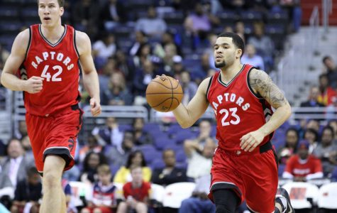 VanVleet scoops final roster spot