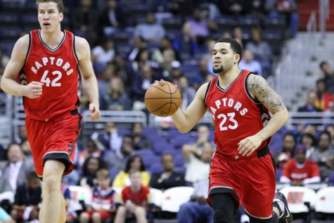 VanVleet scores career-high 30 points