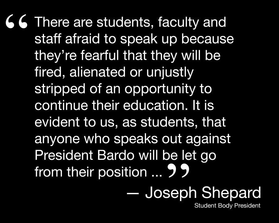 Student+leaders+plead+for+help+from+regents+president