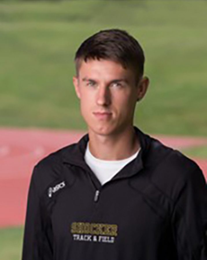 Senior Ugis Jocis finished 12th at last season's MVC championships with a time of 24:32.98 in the 8K race