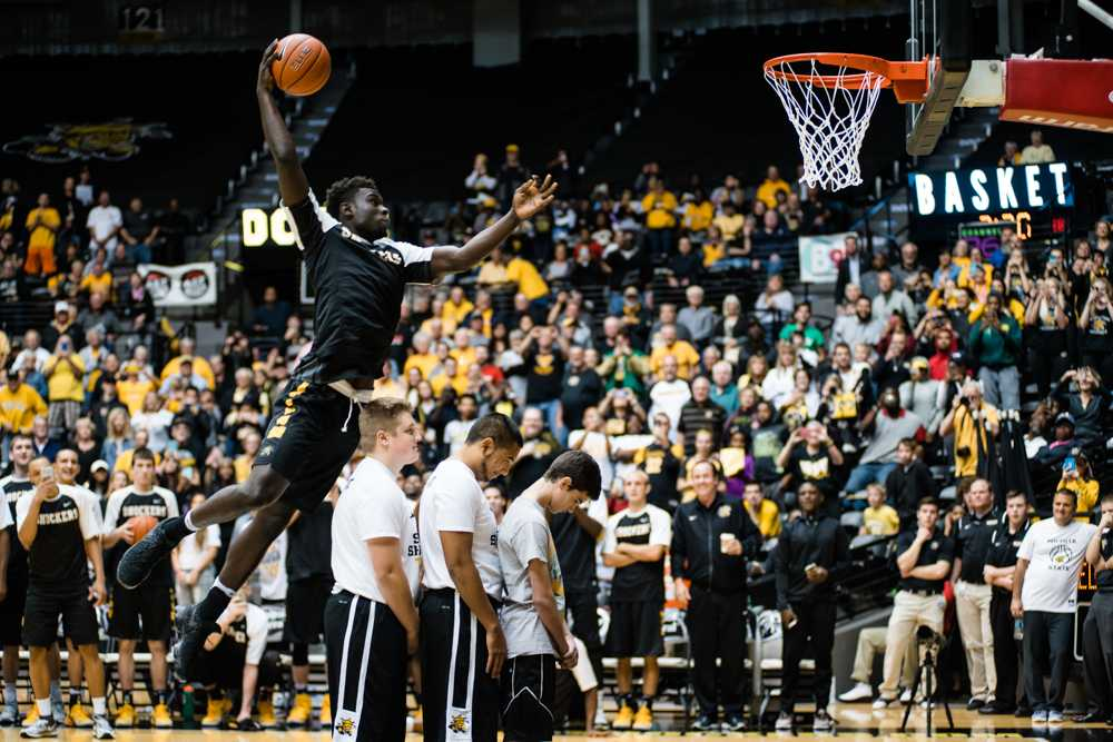 Frankamp, Hamilton highlight competitions; Shocker Madness offers glimpse of new season