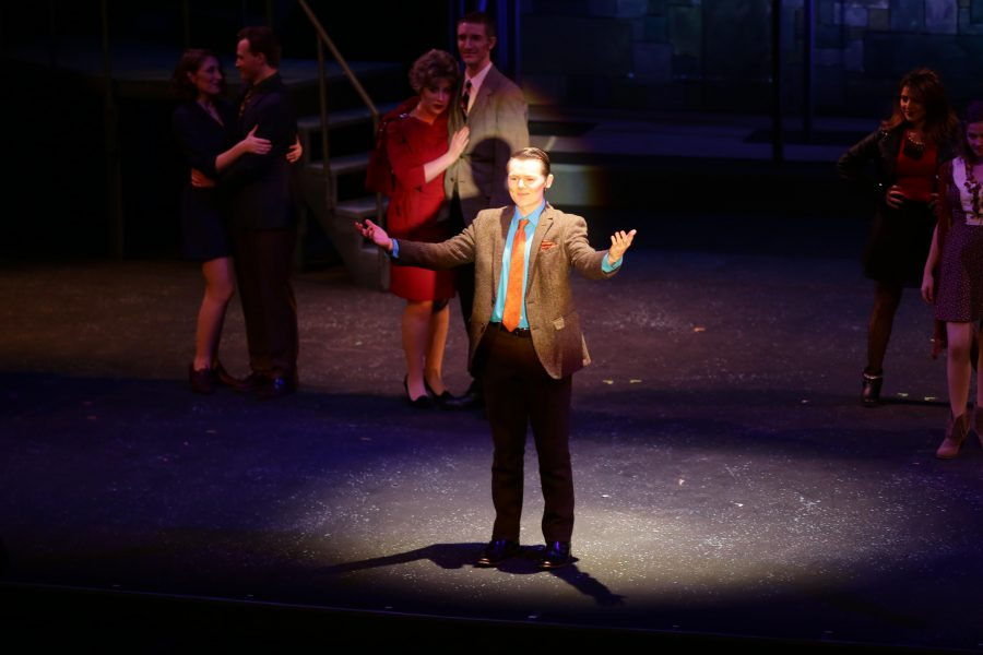 School of Performing Arts puts on 'Company' musical