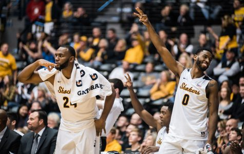 PHOTOS: Shockers crush South Carolina State in season opener