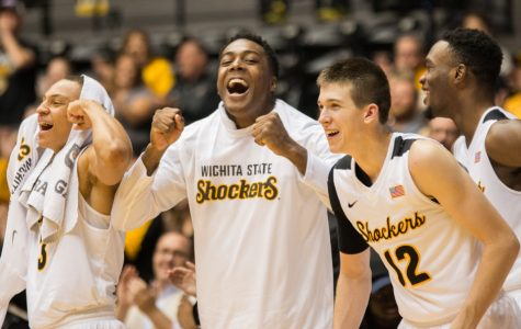 PHOTOS: Shockers post triple-digits, surge past Maryland Eastern Shore