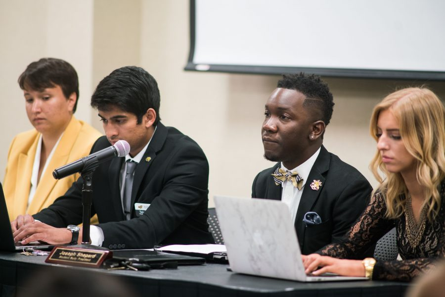 SGA requests approval for declaring WSU a 'Sanctuary Campus'