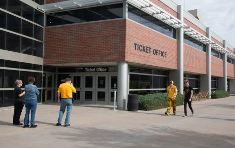Athletics pushing for better student ticket sales