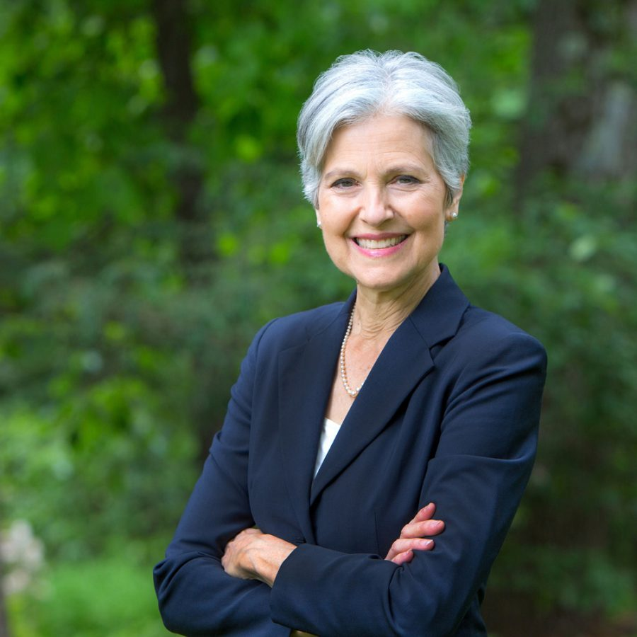 Jill+Stein+%E2%80%94+The+Green+Party%27s+alternative