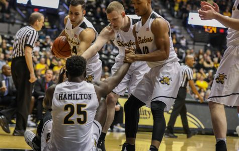 Sophomore Eric Hamilton granted release from Wichita State