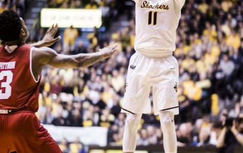 Shamet's threes; Nurger's post production bring Shockers to 4-0 Valley start
