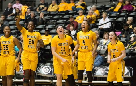 PHOTOS: Shockers battle the Braves for a victory