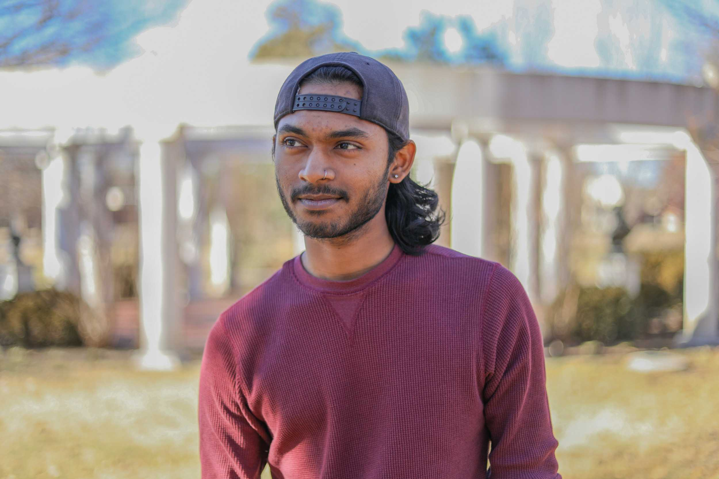 Puvindren Supramaniam applied five times for a license to bring TED Talks to campus.