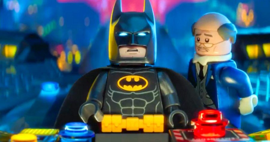 Beach: 'Lego Batman' full of good laughs