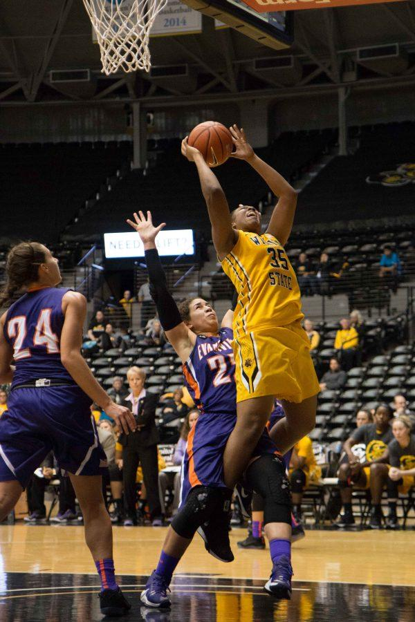 Bessard's game-winner puts Shockers back on track – The ...