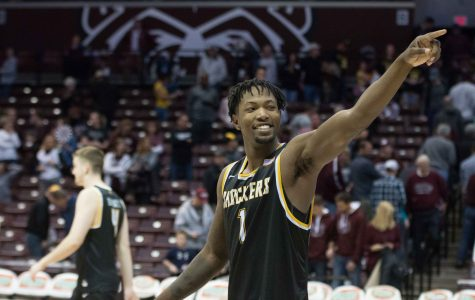 PHOTOS: Shockers blew past Bears; fourth consecutive MVC regular-season title