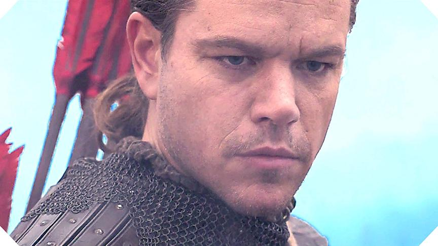 Beach: 'The Great Wall': high budget, low impact