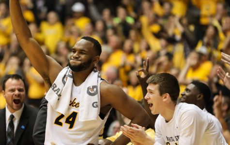 Beach: The Shockers have room to breathe