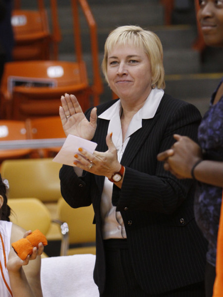 UTEP's Adams hired as women's coach